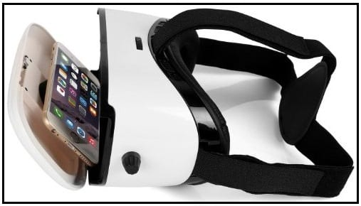 Virtual Reality Headsets for iPhone, iPhone 6, iPhone 5, iPhone 4, iPhone 7